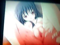 anime cum tribute 2