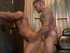 Hunk Sean Duran Anals Daddy Jessie Colter 4 First Time