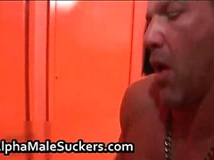 Very hot gay men fucking and sucking