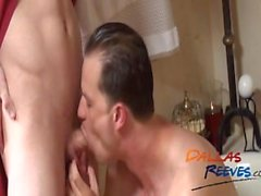Dallas Reeves And Johnny Forza Bareback