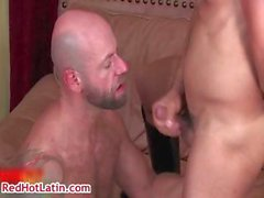 Dominik Rider and Dan Rhodes fucking part4
