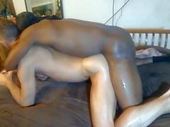 Sweet Daddy's Pussy For Black Muscle