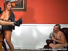 Office Bisexual Fucking
