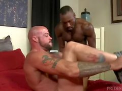 ExtraBigDicks Sean Duran misses Big Black Cock