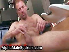 Horny hardcore gay fucking and sucking part2