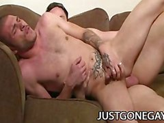 Tristan Mathews And Ryan Starr - Anal Exploration Event For Juicy Studs