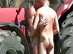 Euro outdoor french blowjob gays