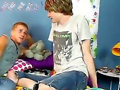 Gay clip of Kayden Daniels and Preston Andrews are visiting