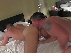 Brandon Hawk and Morgan Black Raw