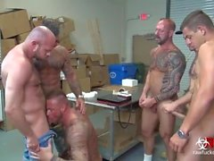 Michael Roman's Gang Bang 1
